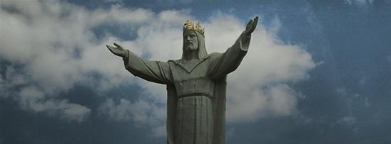 Maior estátua de Cristo do mundo