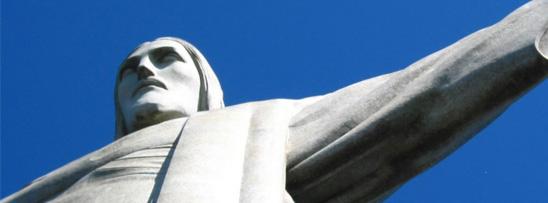 Como foi construido o cristo redentor