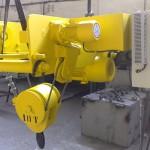 Talha Elétrica de Cabo de Aço Baixa Altura 03