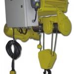 Talha Elétrica de Cabo de Aço Padronizada 03